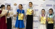 Поздравляем с результативным выступлением Дмитрия и Дарью!!!