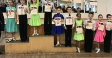 Новости зеленоградского танцевального спорта (кубок ZILA-2017)